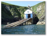 The old lifeboat station, Church Cove